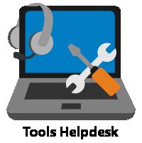 Naar de supportdesk tools