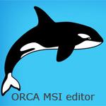 Orca programma om MSI-bestanden te bewerken